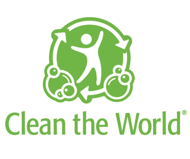 Clean the World logo copy