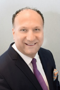 Eldin Elezovic, General Manager of the Holiday Inn Express LaGuardia Airport